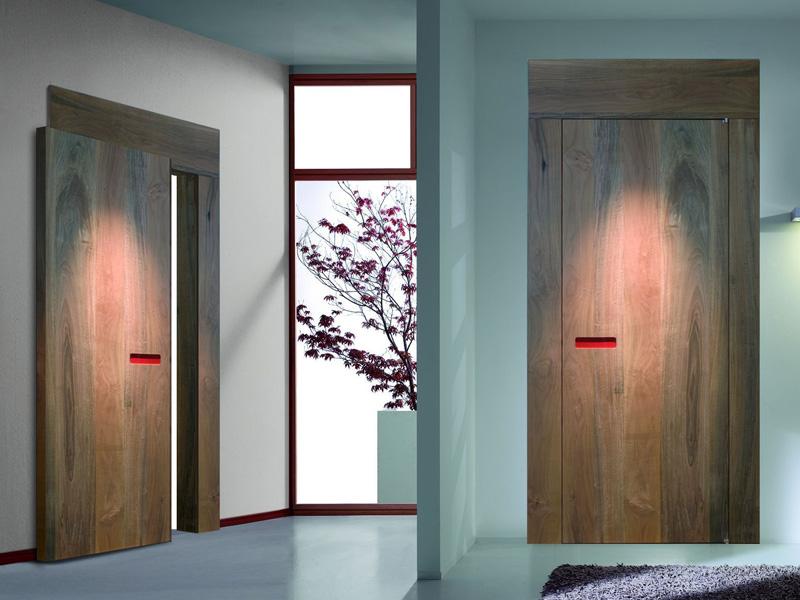 Самодельные межкомнатные двери